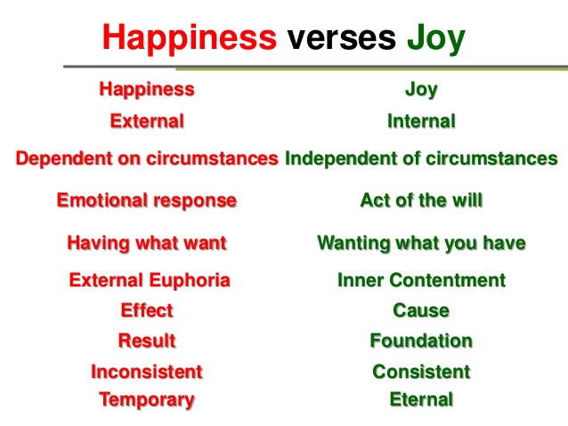 Happiness The Enemy Of Joy Mother To Brobarians